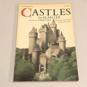 Castles Book by Alan Lee